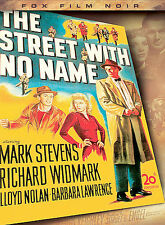 Street With No Name - DVD Black & White Film Noir Classic Richard Widmark