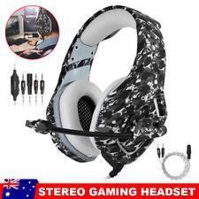 Onikuma K1 Mic Stereo Gaming Headset Headphone for Mac Laptop Ps4 Xbox One 360