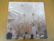 India - Songs of the Bengali Viasnavas Vinyl LP Radha Krsna Productions