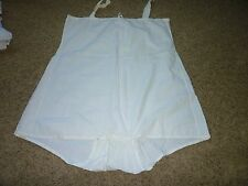 Late 1800 Early 1900 ~ Vintage ~ Cotton Underwear Under Garment Intimate