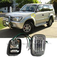 For TOYOTA  Prado LC80 LC90 LC100 1990-02 Marker LED Light Turning Signal Lamps