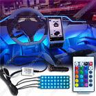 Parts Accessories Rgb Led Lights Car Interior Floor Decor Atmosphere Strip Lamp