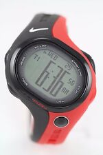 Nike Triax Fury 50 Super Watch WR0142-012 Red/Black