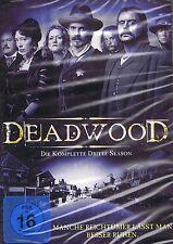 DVD-BOX NEU/OVP - Deadwood - Die komplette Staffel 3 - Timothy Olyphant