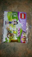 Lego Friends 30106 Emma's Ice Cream Stand 34 PCS Polybag