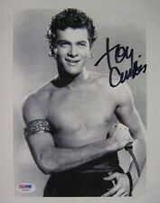 Tony Curtis Signed Authentic Autographed 8x10 Photo (PSA/DNA) #I72457