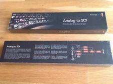 Blackmagic Design opengear convertidor análogo a SDI-DMO convopengaas-Nuevo