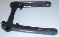 MONGOOSE BICYCLE DARK BROWN CRANK ARM SET 170MM MOUNTAIN BIKE PARTS 663-2