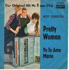 7inch ROY ORBISON pretty woman GERMAN VG++   (S0570)