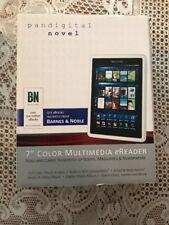 PanDigital Novel Multimedia eReader android 1GB Wi-Fi 7in White - Nib - Read