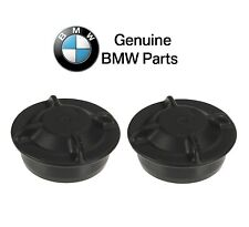 BMW E64 E90 Set of 2 Genuine Dust Cover for Strut Mounts 32mm E30 E36 E39 E46