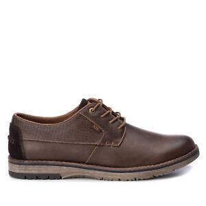 XTI Hombre Zapatos Vestir Casual Derby Oxford 23402