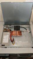 "SuperMicro 1U Rackmount server chassis case CSE-512L-260w Single PSU - dual 3.5"""