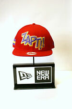 New Era Hero 9FIFTY Marvel and DC Cap ZAPT Red Size M/L Snapback Baseball Cap