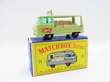 "LOT 33340 | Matchbox 21 C Commer Bottle Float Milchwagen neuwertig in ""D""-Box"
