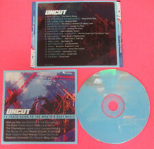 CD UNCUT 17 TRACK GUIDE TO THE MONTH'S BEST MUSIC compilation 2001 PROMO(C2)
