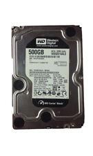 """Western Digital Caviar Black WD5001AALS 500GB 3.5"""" SATA II Desktop Hard Drive"""