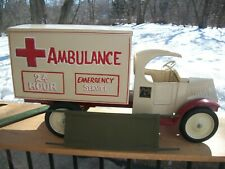 Steelcraft AC Mack Ambulance Les Paul Collector Trucks With 2 Stretchers