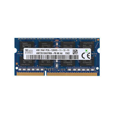 4GB DDR3L 1600Mhz PC3-12800 204pin HMT351S6EFR8A-PB NO AA Laptop Memory