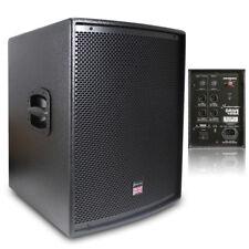 Studiomaster Drive 15SA Active Powered Subwoofer Live Sound DJ Disco Speaker 500
