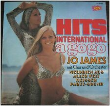 Hits international a gogo, Jo James mit Chor und..., Sampler VG/VG,  LP (6190)