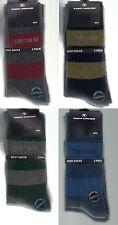BAUMWOLLMIX  2er Pack Socken mit Komfort-Plüschsohle, div.Fb.+Gr.  *TOM TAILOR*