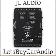 JL AUDIO FIX-86 OEM ADD ON DSP, AUTO TIME CORRECTION, DIGITAL EQ, 6 CH OUTPUT