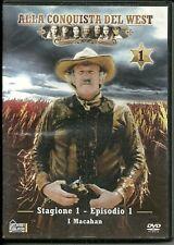 DVD Alla conquista del West. Stagione 1 Volume 1