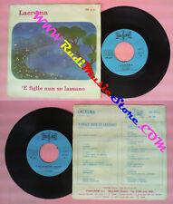 LP 45 7'' NANDO PADUANO Lacrema 'E figlie nun se lassano 1968 italy no cd mc vhs