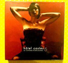 HOTEL COSTES 5  -  BY STEPHANE POMPOUGNAC  -  CD IN BUONO STATO