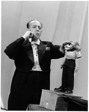 OLD TV RADIO PHOTO Ventriloquist Senor Wences & puppet 5