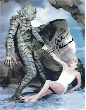 """JULIE ADAMS """"Creature From the Black Lagoon"""" Autographed 8.5x11 Signed Photo COA"""