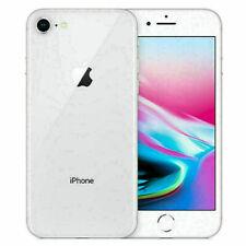 Apple iPhone 8 64GB iOS Smartphone Factory Unlocked - NEW - Silver - Free Ship