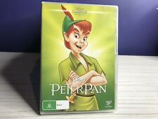DISNEY PETER PAN DVD