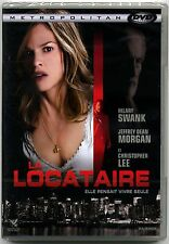DVD - LA LOCATAIRE - Hilary swank