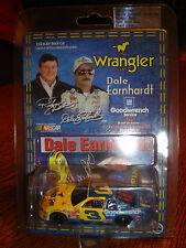 #3 Dale Earnhardt Sr Goodwrench Wrangler Jeans Winston 1999 Action 1/64 NEW