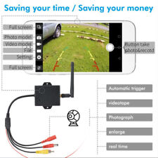 WiFi Wireless Transmitter Module Car Backup Camera AV Video RearView Parts VGA
