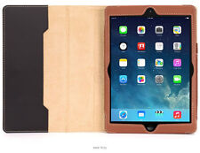 Griffin Folio Leather Backbay Case Stand for iPad 2, iPad 3, iPad 4th Gen Brown