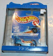 1996 First Edition, #6 of 12 VW Bus Commemorative Replica in original box.