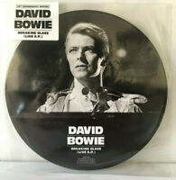 "David Bowie 7"" Picture Vinyl Single Breaking Glass E.P. 40th Anniversary Edition"