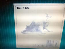 Disney Classics Collection WDCC Beauty & the Beast Fury Unleashed Ltd edition