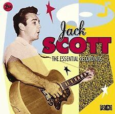 Jack Scott - The Essential Recordings [CD]