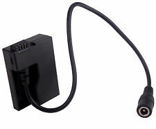 New Lanparte LP-E8 Camera Power Coupler DC Dummy Battery Pack For 550D 600D 650D