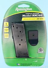 Remington RM380 380 Auto 6-Round Magazine 17679 Genuine Factory NEW