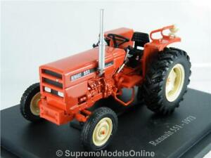 1973 RENAULT 551 TRACTOR MODEL 1/43RD SIZE AGRICULTURAL FARM TYPE PACK Y0675J^*^