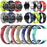 22mm Silicone Watch Bracelet Strap Band For Samsung Gear S3 Frontier /Classic