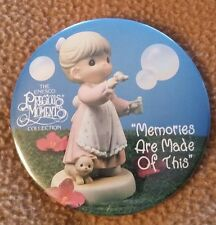 "Precious Moments Collection ""Memories Are Made Of This"" Pin"
