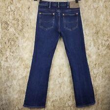 Womens Ralph Lauren Tribeca 114 Low Rise Straight Leg sz27