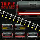 60 Truck Strip Tailgate Light Bar 6 Modes 432led 3row Reverse Brake Signal Tail