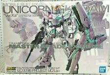 Bandai 5060277 Spirits Mgex 1/100 Unicorn Gundam Ver.Ka Premium Unicorn Mode Kit